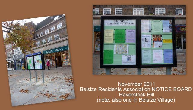 belsize residents association